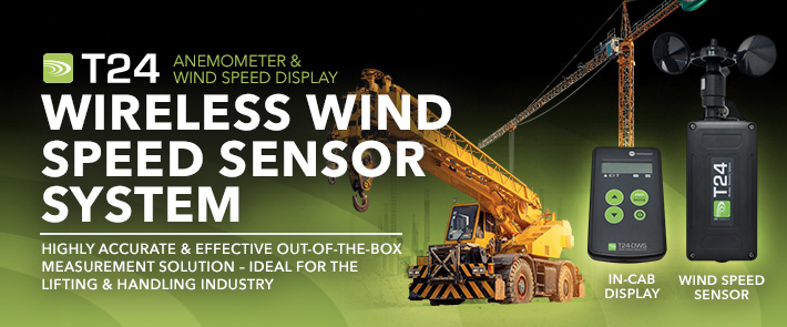Out of the Box Wireless Wind Speed Sensor System