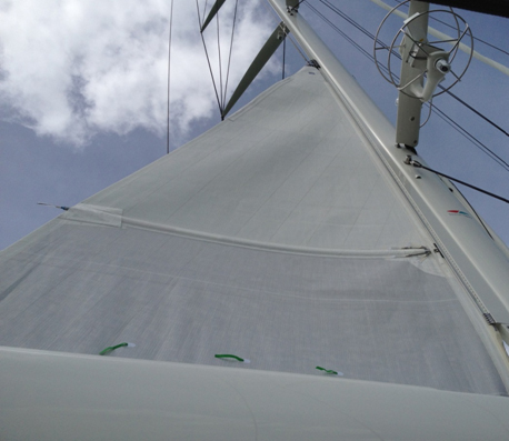 Wireless Strain Gauge System Enables Superyacht Sail Track